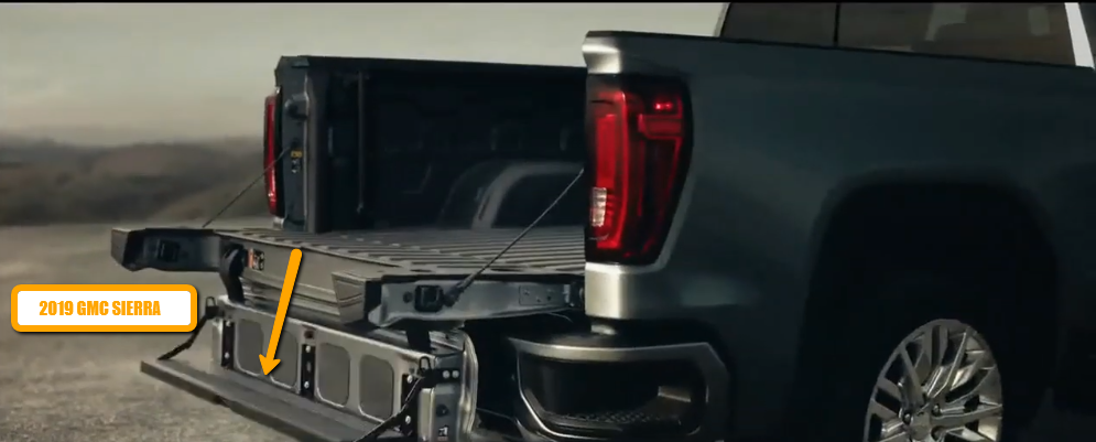 2019 GMC Tailgate Commercial. Now that is WAY cool!