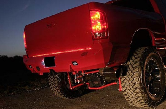 Recon XTreme Scanning LED Tailgate Light Bar