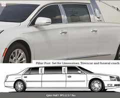 Funeral Hearses - Cadillac hearses  Lincoln Towncar hearses