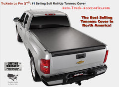 Truxedo Tonneau Bed Covers