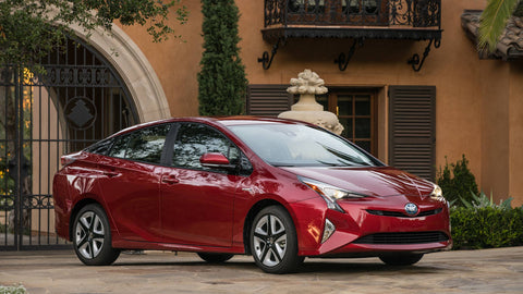 2016 toyota prius test drive