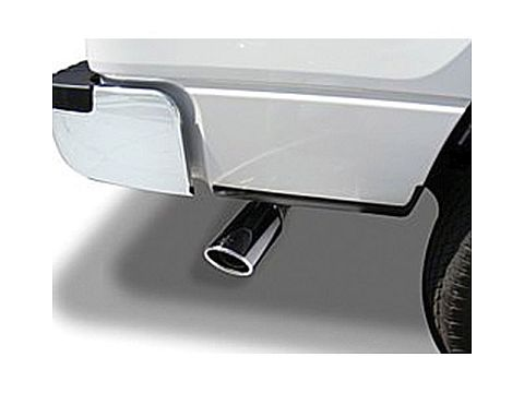 go rhino stainless steel exhaust tip for 2007-2013 Chevy Avalanche