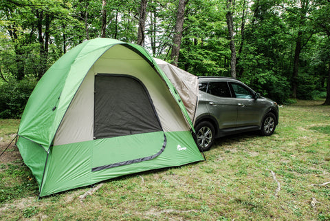 Sale Backroadz SUV Tent 13100 Series & Napier Truck Tents SUV+Minivan Tents Hatchback Tents and ...