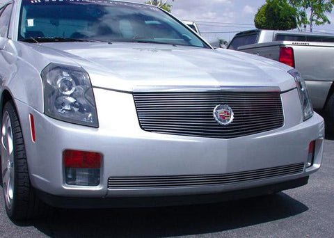 CTS Grille Insert 03-07 Cadillac CTS Aluminum Polished Billet Series T-REX Grilles