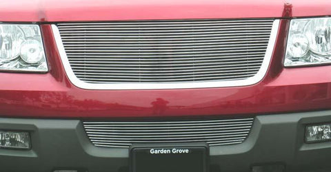 Expdition Grille Insert 03-06 Ford Expdition Aluminum Polished Billet Series T-REX Grilles
