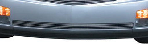 CTS Bumper Grille 03-07 Cadillac CTS Aluminum Polished Billet Series T-REX Grilles