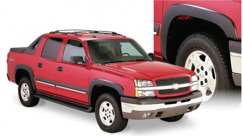 Bushwacker Chevy Avalanche OE style fender flares set of four - Auto-Truck-Accessories  - 1