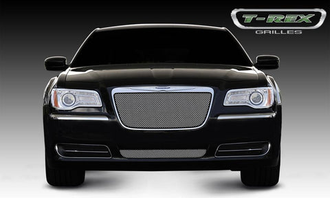 Chrysler 300 All Grille 11-14 Chrysler 300 All Stainless Chrome Sport Series T-REX Grilles