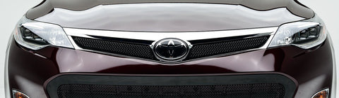 Avalon Grille 13-13 Toyota Avalon Mild Steel Powdercoat Black Sport Series T-REX Grilles