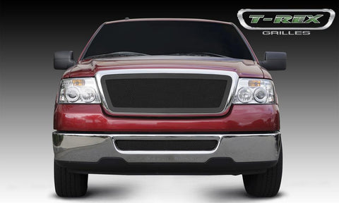 F-150 Grille 04-08 Ford F-150 Mild Steel Powdercoat Black Upper Class Series T-REX Grilles