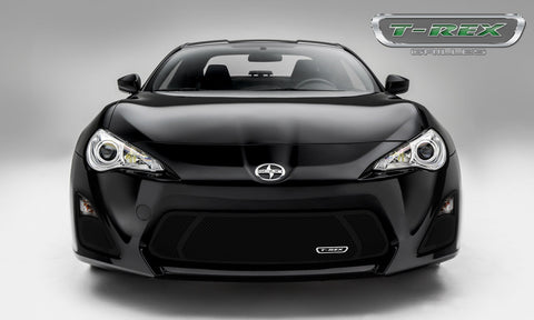 FR-S Grille 14-15 Scion FR-S Mild Steel Powdercoat Black 1 Piece Upper Class Series T-REX Grilles
