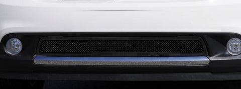 Durango Bumper Grille 11-13 Dodge Durango Mild Steel Powdercoat Black Upper Class Series T-REX Grilles