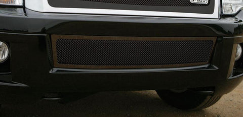 Expdition Bumper Grille 07-14 Ford Expdition Mild Steel Powdercoat Black Upper Class Series T-REX Grilles