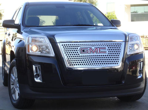 Terrain Grille 10-14 GMC Terrain Stainless Polished T-REX Grilles