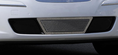 Genesis Sedan Bumper Grille 09-11 Hyundai Genesis Sedan Stainless Polished Upper Class Series T-REX Grilles