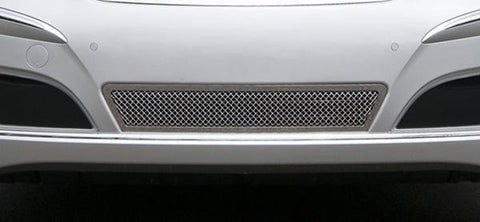 Equus Bumper Grille 10-13 Hyundai Equus Stainless Polished Upper Class Series T-REX Grilles
