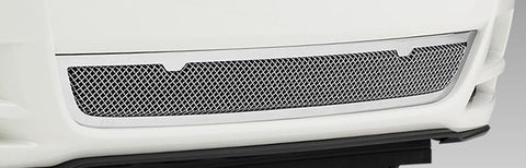 Mustang Bumper Grille 13-14 Ford Mustang GT Stainless Polished Upper Class Series T-REX Grilles