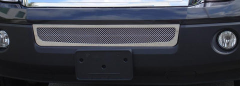 Expdition Bumper Grille 07-14 Ford Expdition Stainless Polished Upper Class Series T-REX Grilles