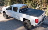 Revolver 2002-2008 Dodge Ram 6 ft 4 inch bed cover - Auto-Truck-Accessories  - 5