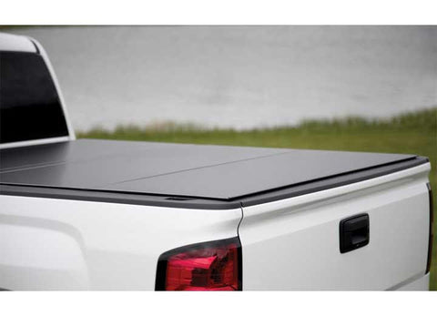 Truck tonneau cover by Access. Hard folding for 2014-2017 Silverado and Sierra 5FT 8 IN BED