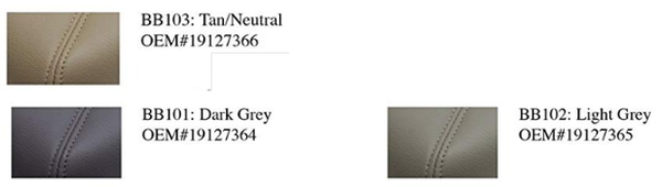 choose tan/neutral or dark grey