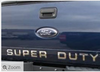 FORD TAILGATE LETTERING FITS 2005 TO 2016 FORD F250,F350,F450 SUPER DUTY - Auto-Truck-Accessories  - 2