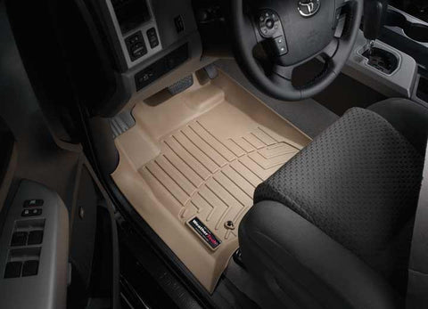 Weathertech floor mats for Ford Taurus 2010 to 2015 - Auto-Truck-Accessories