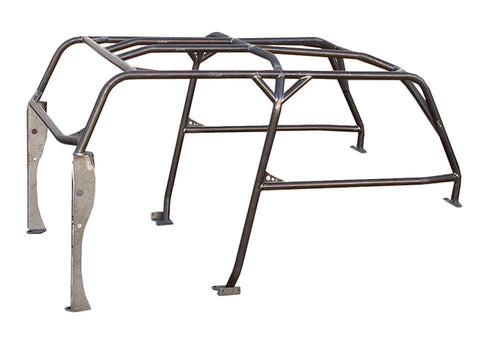 Jeep LJ Roll Cage 03-06 Weld In Complete GenRight - Auto-Truck-Accessories  - 1