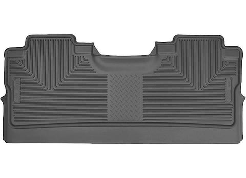 Husky 2ND SEAT FLOOR LINER  X-ACT CONTOUR SERIES BLACK FITS 15-16 F150 SUPERCREW - Auto-Truck-Accessories  - 1