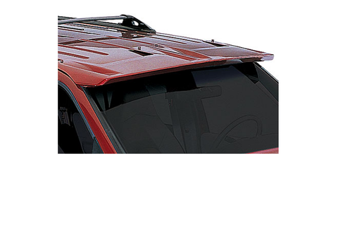 Keystone Windshield Visor Fits 1999-2006 Chevrolet Silverado, GMC, Avalanche - Auto-Truck-Accessories  - 1