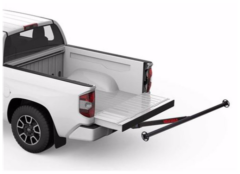 Yakima LongArm Truck Bed Extender Fits 2 inch receiver