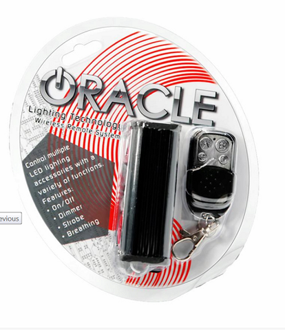 ORACLE LIGHTING MULTI FUNCTION REMOTE CONTROL - Auto-Truck-Accessories  - 1