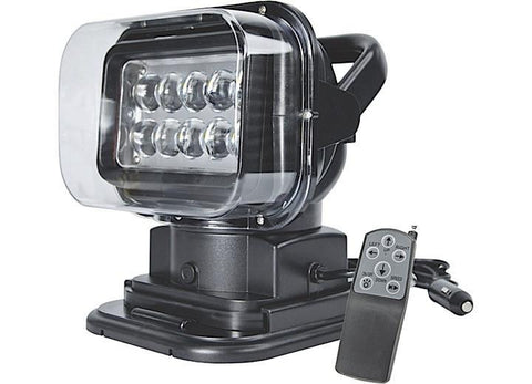 UNIVERSAL ORACLE OFF-ROAD LED 9IN 50W PORTABLE SEARCH LIGHT - Auto-Truck-Accessories  - 1
