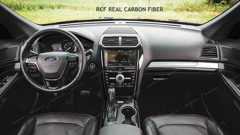 OEM Dash kit Real Carbon Fiber by WOW trim ®