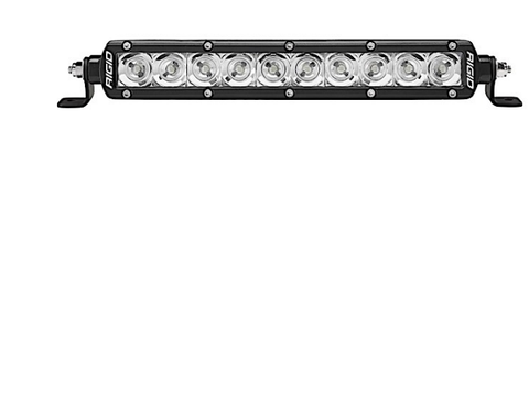 PRO LED Light Bar 10 inch length Rigid 11161 SR-Series