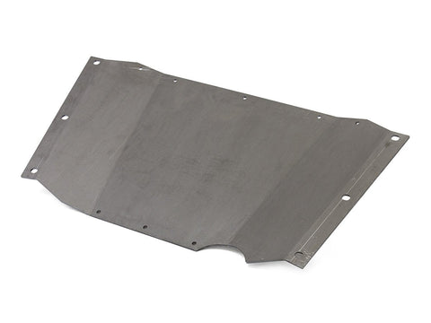Jeep TJ Skid Plate Belly Up Transfer Case Skid Plate Steel GenRight - Auto-Truck-Accessories