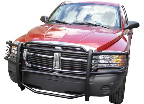 07-11 AVALANCHE/SUBURBAN/TAHOE 1500 BLACK 1PC GRILLE GUARD - Auto-Truck-Accessories  - 1