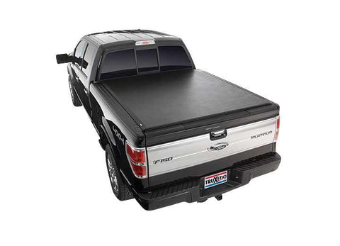 TruXport Roll Up Tonneau Cover - 298601 Truxedo Fits 2009-2014 Ford F-150 XL and F-150 XLT - Auto-Truck-Accessories  - 1