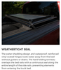 Truck tonneau cover by Access. Hard folding for 2014-2017 Silverado and Sierra 5FT 8 IN BED B1020019