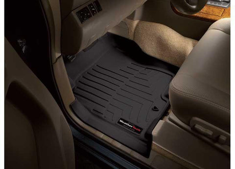 WeatherTech Front Floor Liners Fits 2015-2016 Ford F150 - Auto-Truck-Accessories  - 1