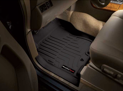 WeatherTech Front Floor Liner fits 2014 to 2016 Chevrolet Silverado + GMC Sierra - Auto-Truck-Accessories