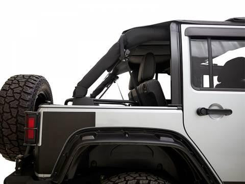 Rampage TrailView Jeep Topper 139835 2007 - 2016  Jeep  Wrangler - Auto-Truck-Accessories  - 1