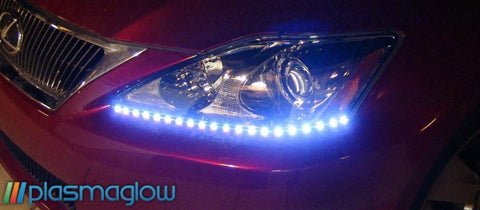 Lightning Eyes LED Headlight Kits by Plasmaglow - Auto-Truck-Accessories