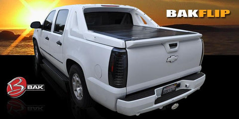 BakFlip Tonneau Bed Cover Fits All Chevy Avlanches - Auto-Truck-Accessories  - 1