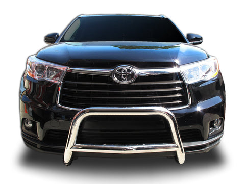 A-Bar | Bullbar | Nudge Bar for  2014-2018 Toyota Highlander Part DCTO-734-32