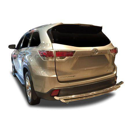 Broadfee rear bumper for toyota highlander