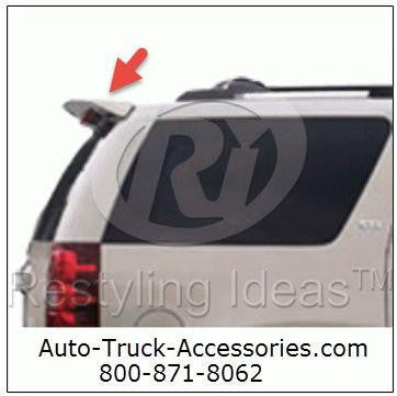 Roof Wing Spoiler for 2007-2015 Chevrolet Tahoe - Auto-Truck-Accessories