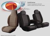 Copy of OEM Fia front seat covers for 2007 to 2013 Chevy Avalanche - Auto-Truck-Accessories  - 5