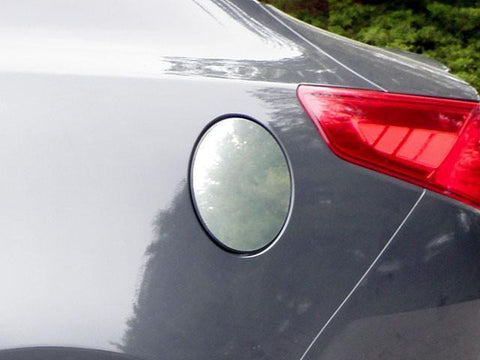 QAA PART  GC11805 fits OPTIMA 2011-2015 KIA (1 Pc: Stainless Steel Fuel/Gas Door Cover Accent Trim, 4-door) GC11805