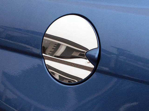 QAA PART  GC47780 fits SEBRING 2007-2010 CHRYSLER (1 Pc: Stainless Steel Fuel/Gas Door Cover Accent Trim, 4-door) GC47780
